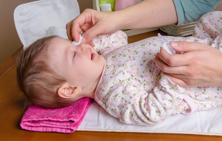 Лечение ячменя каплями в домашних условиях